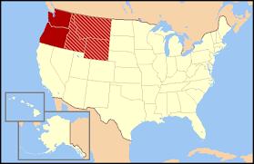 Noroeste de Estados Unidos