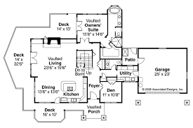 Floor Plan With Roof Plan by Perfect Hous Plan Ranch House Weston 30085 Floor On Design
