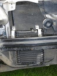 transmission cooler built in the radiator honda tech honda