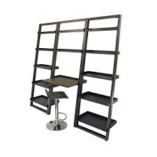 Loft Shelving by Target Book Shelves 3 Section Wide Bookshelf Espresso Winsome