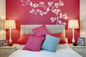 awesome 50 red bedroom wall painting ideas design decoration of