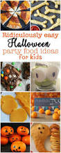 Halloween Birthday Food Ideas by 146 Best Halloween Food U0026 Fun Recipes Images On Pinterest