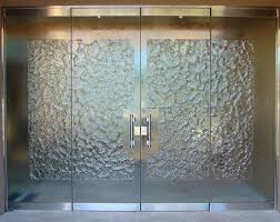bevelled glass door double entry doors sans soucie art glass