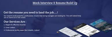 Resume That Gets The Job by Mock U0026 Resume Build Up Refer Me Group