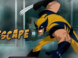 Play Games X-men Wolverine