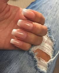 are french manicures old fashioned u0026 outdated this nail trend won