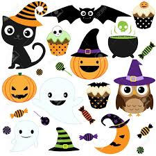 halloween cute clipart 5 274 boo cliparts stock vector and royalty free boo illustrations