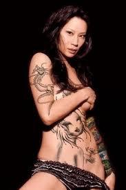 Sexy Tattoo Woman