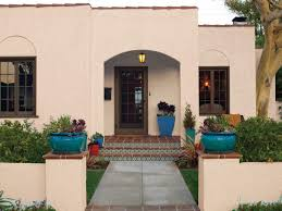 curb appeal tips for mediterranean style homes hgtv