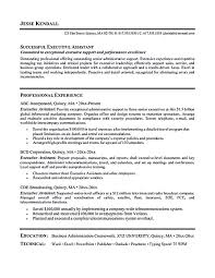 Sample Resume For Senior Manager by 28 Best Executive Assistant Resume Examples Images On Pinterest