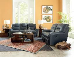 Lazy Boy Furniture Outlet Casual La Z Time Full Reclining Sofa With Power By La Z Boy