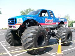 monster truck bigfoot 5 he exists bigfoot 4x4 open house jun 4 2011 56k go away
