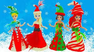 play doh dress for disney princess magic clip dolls snow white
