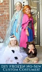 Frozen Halloween Costumes Adults 25 Diy Sew Costumes Kids U0026 Adults Diary Working Mom
