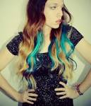 <b>Ombre</b> <b>Turquoise</b>...