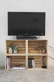 best 25 student room ideas on pinterest student bedroom diy crate tv stand