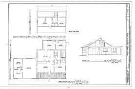 House Floor Plan File Main Floor Upper Floor Plans And Section Thomas Murphy