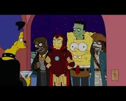 the simpsons halloween of horror review the simpsons u2013 treehouse of horror 16 20 kevinfoyle