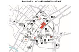 ura to launch public tender for beach road site real estate the