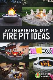 How To Make A Fire Pit In Backyard by 57 Inspiring Diy Outdoor Fire Pit Ideas To Make S U0027mores With Your