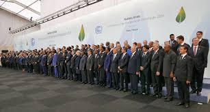 Conférence de Paris de 2015 sur les changements climatiques