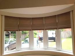 bedroom bay windows decorated with bamboo natural blinds fantastic bay window blinds lowes about bay window blinds