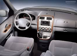 2002 kia sedona information and photos zombiedrive