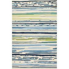 Green And Beige Rug Modern Abstract Area Rugs Allmodern