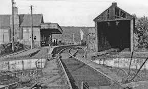 Rothbury railway station