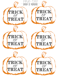pumpkin tags free printable party like a cherry