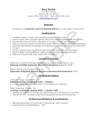 Best Photos of Call Center Customer Service Resume Examples   Call       Resume