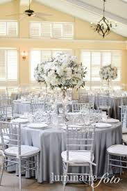 Silver Centerpieces For Table Best 25 White Silver Wedding Ideas On Pinterest Silver Wedding