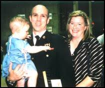 Lieutenant-Colonel Jim Kile with wife and daughter LCol Kile has lectured extensively in Canada and abroad on humanitarian medicine and peacekeeping. - jim-kile