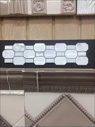 kitchen subway tile backsplash ideas glass mosaic tile moroccan