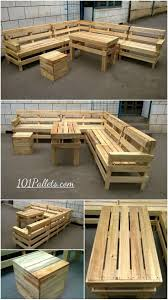 Pallets Patio Furniture - 413 best house ideas images on pinterest