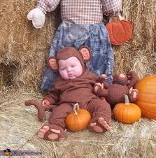 Chubby Halloween Costumes Chubby Monkey Baby Halloween Costume