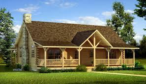 Side Porch Designs by Danbury Log Home Plan Southland Log Homes Https Www