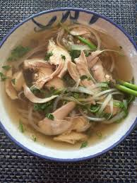 chicken pho noodle soup recipe pho ga