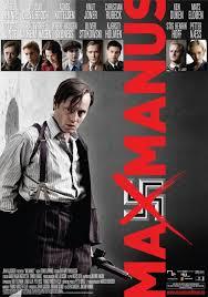 Max Manus poster