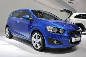 paris 2010 chevrolet aveo photo gallery autoblog