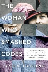 author tells story of female codebreaker in u0027smashed codes u0027 ny