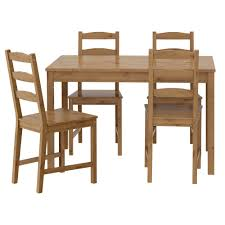 JOKKMOKK Table And  Chairs IKEA - Black dining table for 4