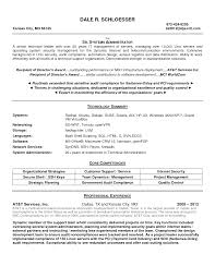 Sample Resume Format Usa by Solaris Administration Sample Resume 22 Oracle Dba Resume Example