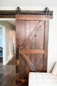 Diy Barn Doors by Best 20 Interior Barn Doors Ideas On Pinterest A Barn
