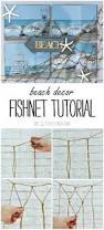 Outdoor Nautical Decor by High Nautical Fishing Net Seaside Wall Beach Party Sea Ss Home
