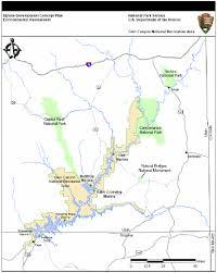 Antelope Canyon Arizona Map by Friends Of Lake Powell