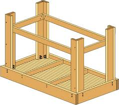Plans For Building A Wooden Workbench by How To Build A Workbench Easy Diy Plans