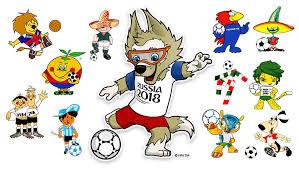 Символика Fifa 2018 года