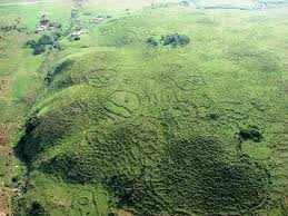 The remains of a         year old advanced civilization found in