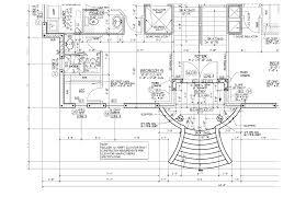 modern architecture blueprints